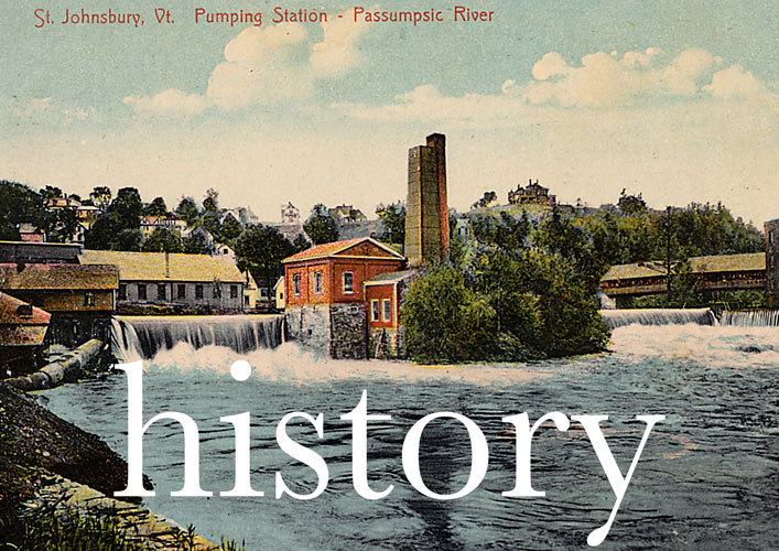 History of the Connecticut River