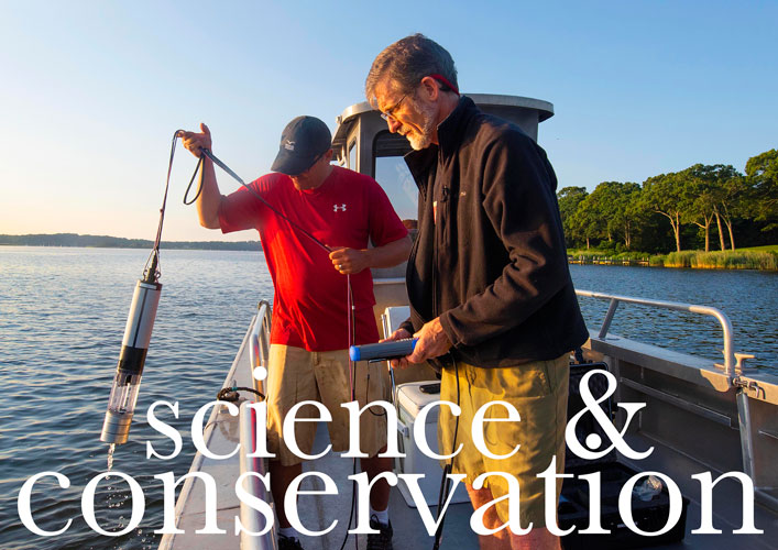 Conservation of the Connecticut River